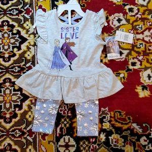 🍄Disney Frozen Toddler Set